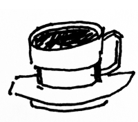 tea-cup illustration