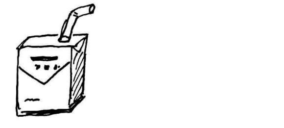 an illustration of juice box